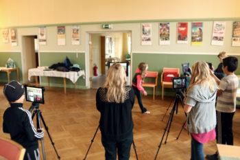 The film workshop series in Stjärnhov will start 7th of Feb