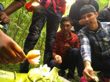 Workshop, Swamp Camp Karlstad