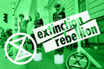 What does a rebel do to stop climate change? Discussion with the Extinction Rebellion
