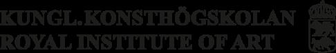 Logotyp - KKH - Kungliga Konsthögskolan