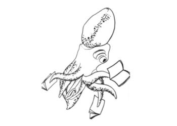 Zine Workshop with Squid Squad