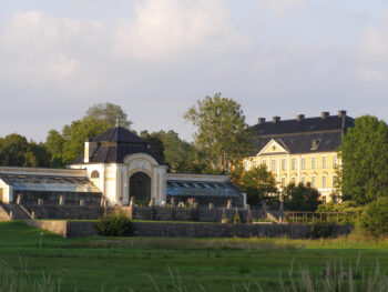 Art Lab Gnesta is developing a new sculpture park at Nynäs Castle with Sörmland's museum